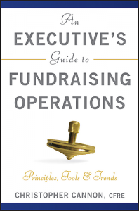 An Executive's Guide to Fundraising Operations – not exclusively for executives [Book Review]