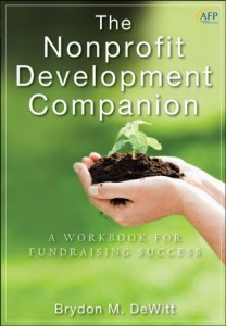 The Nonprofit Development Companion – Development and Fundraising are NOT Interchangeable [Book Review]