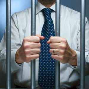 Professional in Jail
